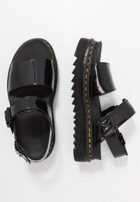 Dr. Martens - VOSS - Platform sandals - black - 3
