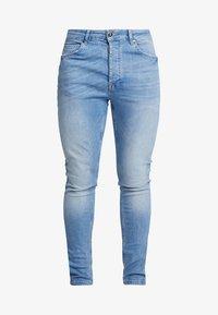 Jeans Skinny Fit - mid wash denim
