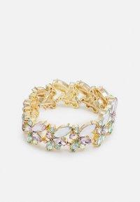 Pieces - PCFLOWINE BRACELET - Armbånd - gold-coloured - 0