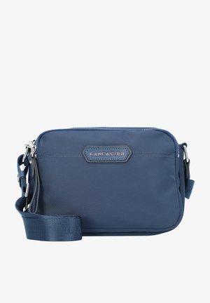 Across body bag - bleu fonce