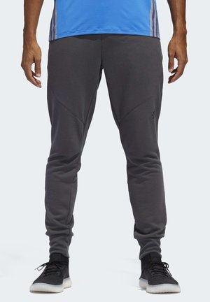 PRIME WORKOUT JOGGERS - Tracksuit bottoms - grey