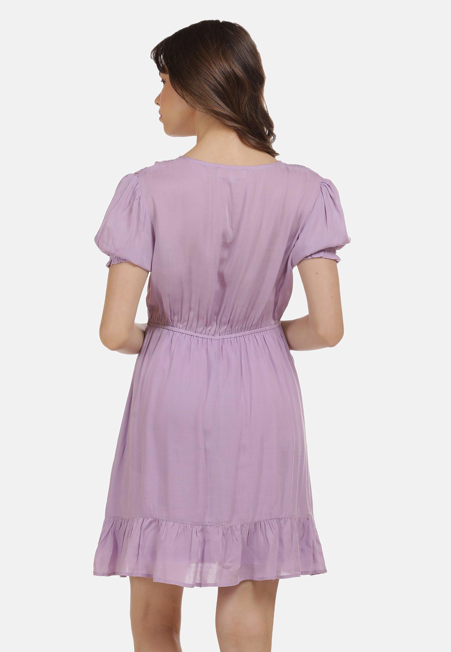 New Styles Women's Clothing myMo MIDIKLEID Day dress flieder c1brL8jmv