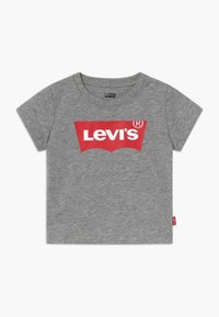 Levi's® - BATWING TEE - T-shirt print - grey heather - 0
