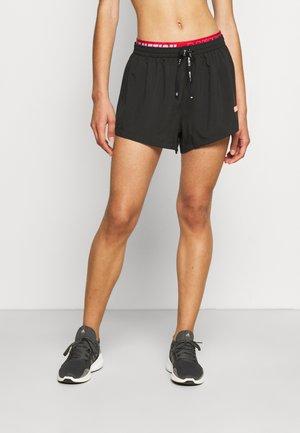COURTSIDE SHORT - Sports shorts - black