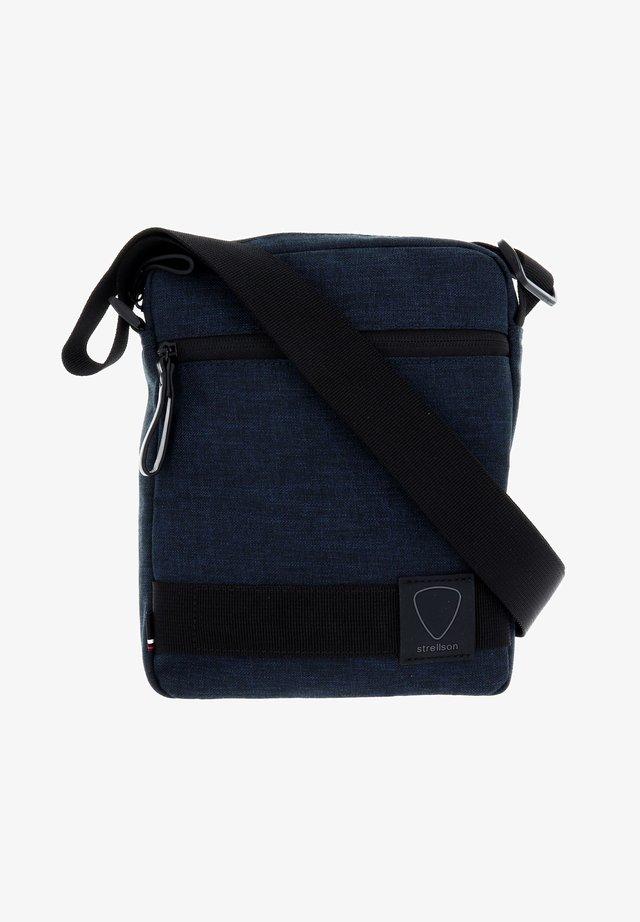 NORTHWOOD SHOULDERBAG XSVZ - Sac bandoulière - dark blue