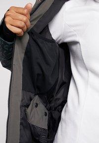 Brunotti - JUNGLEFOWL WOMEN SNOWJACKET - Snowboard jacket - pine grey - 6