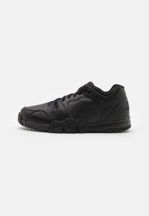 CROSS TRAINER - Zapatillas - black/off noir