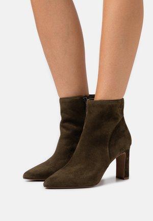JENN - Ankle boots - olive