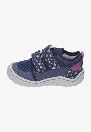 Baby shoes - nautic/pink