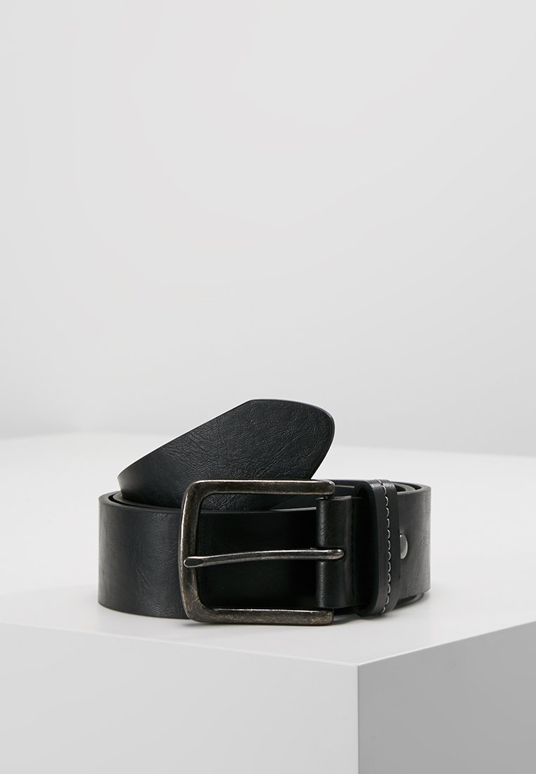 Burton Menswear London - JEANS BELT - Cinturón - black