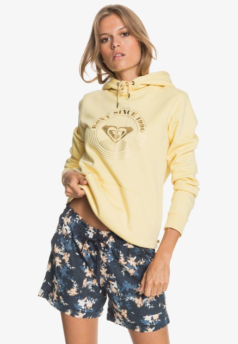 Roxy - ANOTHER KISS - Sports shorts - mood indigo aqua ditsy