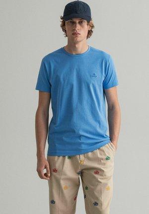 CONTRAST - T-shirt - bas - blau