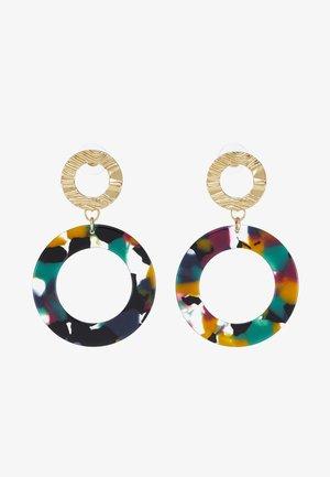ELGA - Earrings - gold-coloured/multi