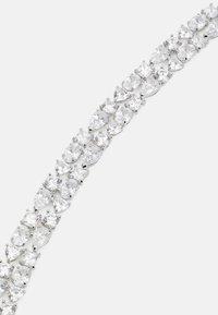 Swarovski - TENNIS BRACELET - Bracelet - silver-coloured - 3