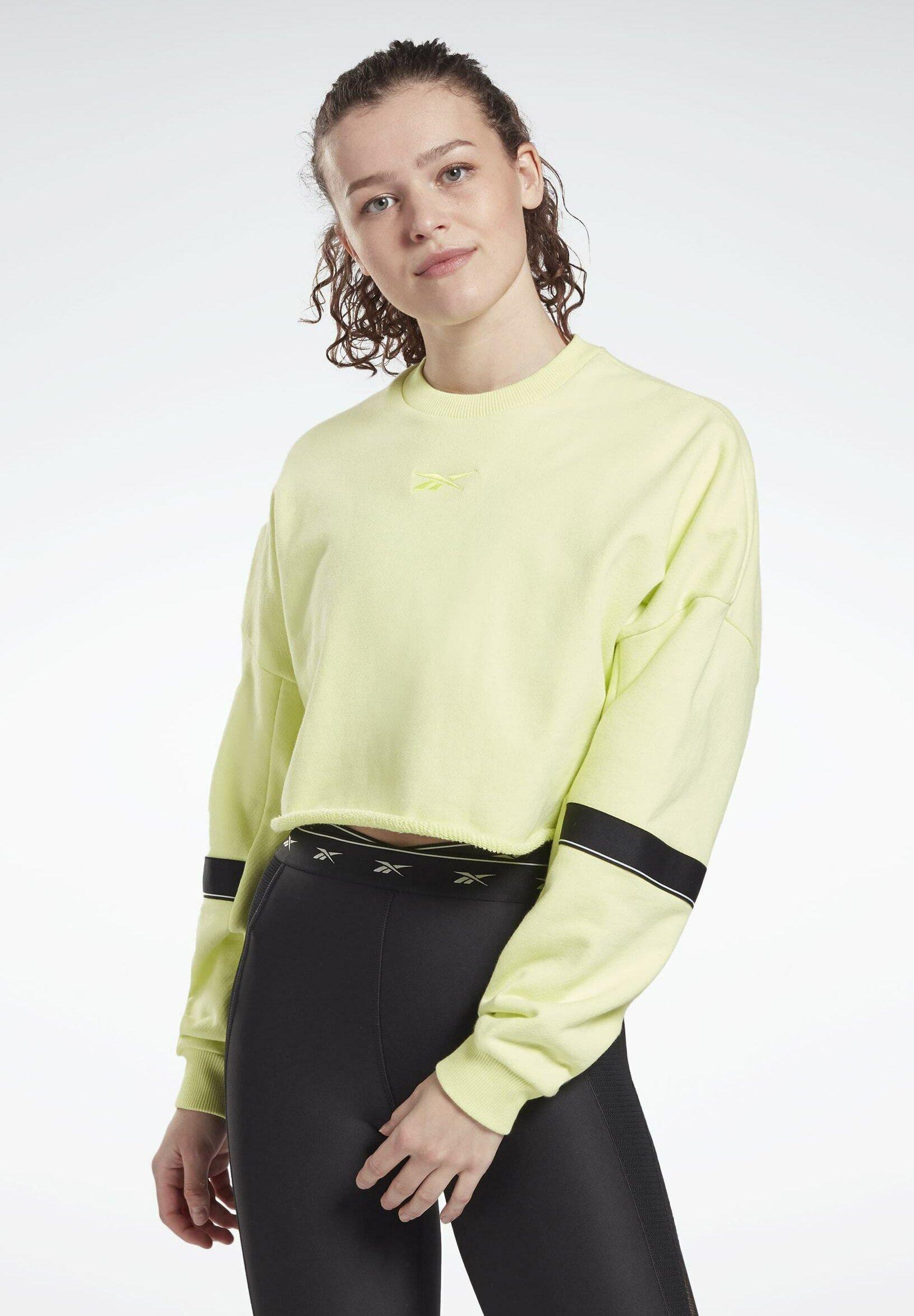 Women STUDIO CROPPED FRENCH TERRY - Sweatshirt