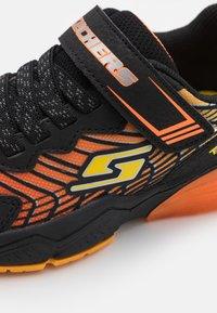 Skechers - THERMOFLUX 2.0 - Trainers - orange/yellow/black - 5