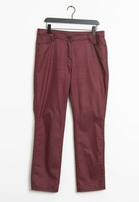 Cecil - Trousers - red - 0