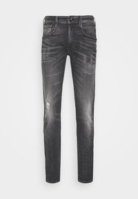 Replay - ANBASS AGED - Slim fit jeans - medium grey - 5