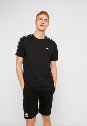 GRENNER - T-shirt z nadrukiem - caviar
