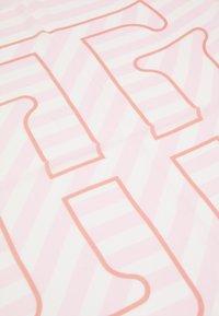 Tommy Hilfiger - STRIPE SQUARE - Huivi - pink - 1