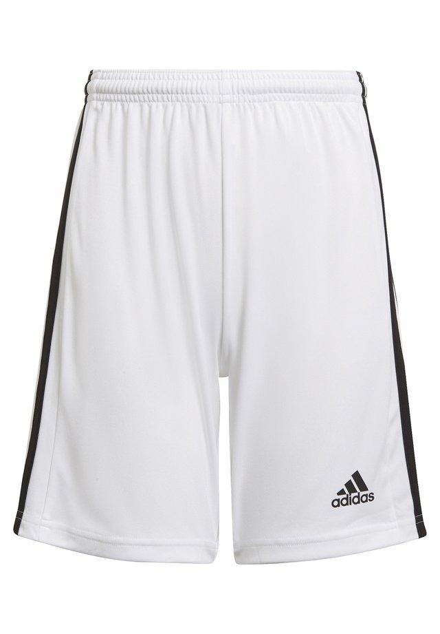 SQUAD UNISEX - Short de sport - white