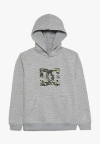 DC Shoes - STAR BOY - Hættetrøjer - grey heather - 0