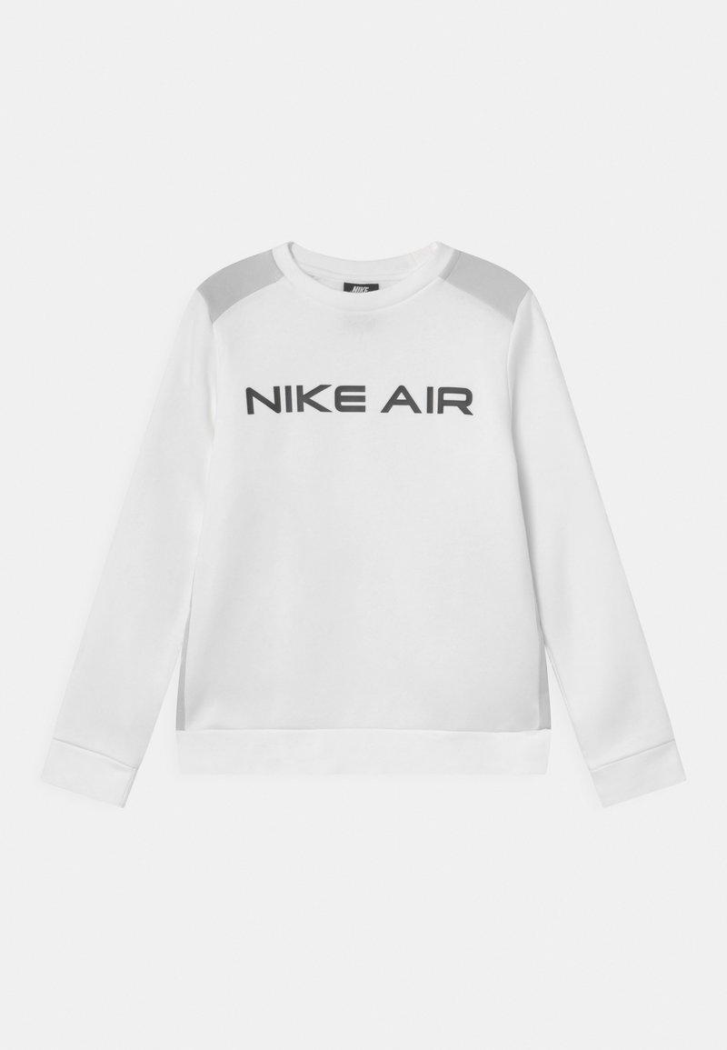 Nike Sportswear - AIR CREW - Collegepaita - white/photon dust/black