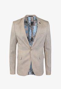 Gabbiano - Blazer jacket - ecru - 0