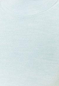 Marks & Spencer London - ROLL - Stickad tröja - turquoise - 2
