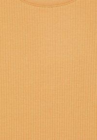 Lindex - MINI BASIC 3 PACK UNISEX  - Long sleeved top - light beige - 5