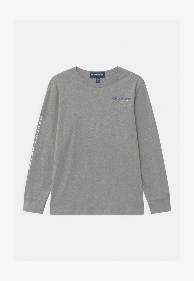 Langarmshirt - andover heather