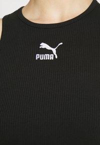 Puma - CLASSICS SUMMER DRESS - Vestido ligero - puma black - 5