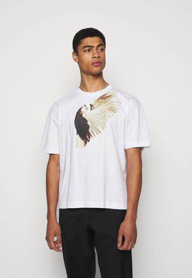 SPIRIT BIRD ROE ETHRIDGE - T-shirts print - white