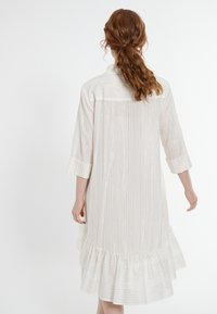Ana Alcazar - DACOTIS - Shirt dress - offwhite - 1