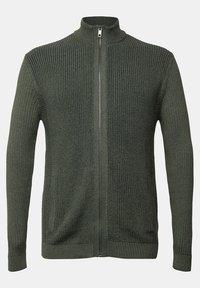 Esprit - Cardigan - light khaki - 1