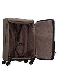 Stratic - BENDIGO - Wheeled suitcase - brown - 3