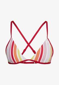 Roxy - BEACH CLASSICS FIX TRI - Bikini top - mauve - 3