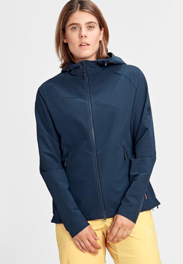 MACUN SO - Soft shell jacket - marine