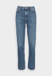 Nudie Jeans - LOFTY LO FAR OUT - Straight leg jeans - blue denim - 3