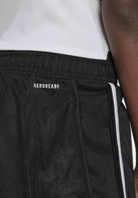 adidas Performance - CLUB SHORT - Urheilushortsit - black - 4