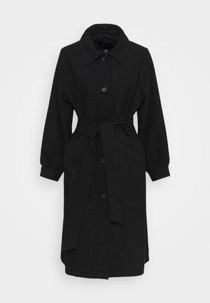 ROSIE COAT - Classic coat - black dark