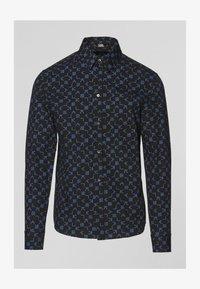 KARL LAGERFELD - Košile - p tetris blac - 0