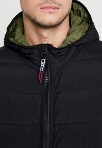 Tommy Jeans - TJM ESSENTIAL  - Winterjas - black - 4