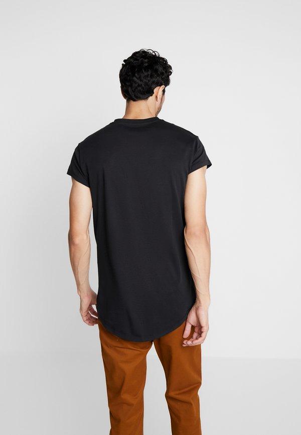 Pier One T-shirt basic - black/czarny Odzież Męska DMFB