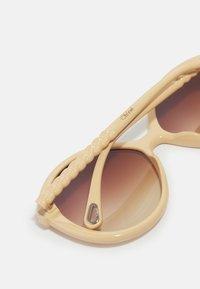 Chloé - Occhiali da sole - ivory/brown - 2
