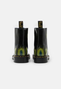 Dr. Martens - 1460 PASCAL 8 EYE BOOT UNISEX - Veterboots - black/marsh green/dark teal/multicolor arcadia - 2