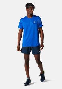 ASICS - CORE - Sportovní kraťasy - french blue - 1
