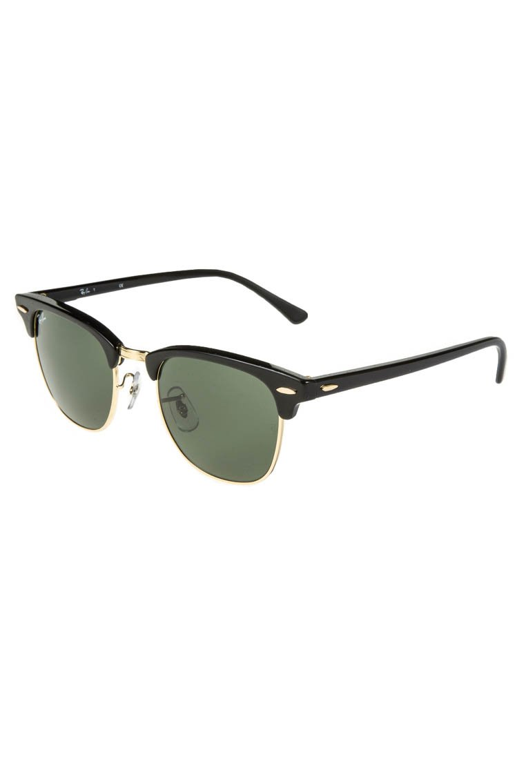 Ray-Ban CLUBMASTER - Solbriller - schwarz/goldfarben/svart 2y5O26wxl4of2f2