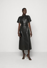 HUGO - KELENI - Shirt dress - black - 1