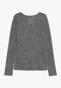 Abercrombie & Fitch - COZY HENLEY - Maglietta a manica lunga - grey - 1